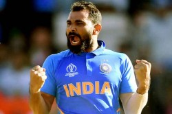Indian Bowler Mohammed Shami S Us Visa Rejected Bcci Comes To His Rescue