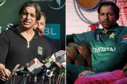 Shoaib Akhtar Launches Fresh Attack On Pakistan Captain Sarfraz Ahmed And Urges