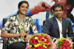 Indonesia Open 2019 We Ll Never Have Another Sindhu If I M Always Travelling Says Pullela
