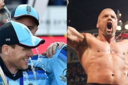 World Cup 2019 Champions England Receive Unexpected Gift From Wwe Coo Triple H