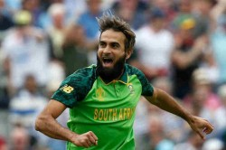 Imran Tahir Set For Emotional Exit To Odi