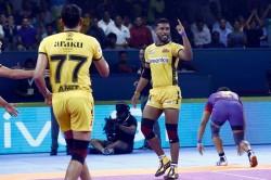 Pro Kabaddi League Season 7 Bengal Warriors Thrash Up Yoddha Daband Delhi Beats Telugu Titans