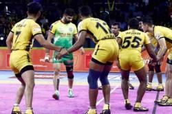 Pro Kabaddi 2019 Patna Pirates Thrash Telugu Titans 22