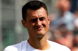 Wimbledon 2019 Bernard Tomic Fined For Not Meeting Professional