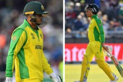 Icc Cricket World Cup 2019 Usman Khawaja Out Of World Cup
