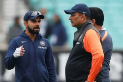 Kohli Shastri Prasad To Face Coa Heat In Review Meeting