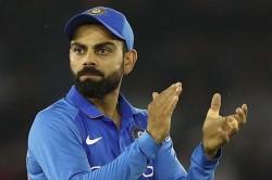 West Indies Tour 2019 Virat Kohli Skips Break To Lift Morale Of Teammates Battling