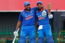 Rohit Sharma Closes In On Virat Kohli In Icc Odi Rankings