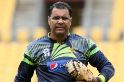 Waqar Younis Questions Indian Team S Sportsmanship After England Loss