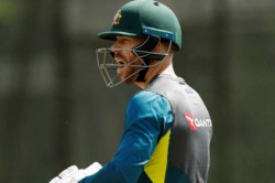The Ashes David Warner In Injury Scare Ahead 1st England Vs Australia Test