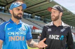 Icc Cricket World Cup 2019 India Vs New Zealand New Zealand Captain Kane Williamson