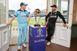 Icc World Cup 2019 Final England Vs New Zealand Live Score England Kiwis Eye Historic Title