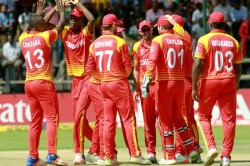 Zimbabwe Pull Out Of Bangladesh T20 Tri Series Over Icc Suspension