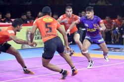 Pkl 2019 Super 10 From Naveen Kumar Powers Dabang Delhi Beat U Mumba