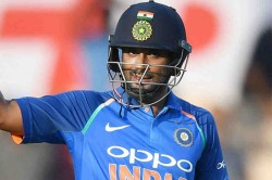 Ambati Rayudu Wants To Come Out Of Retirement Willing To Play For Hyderbad