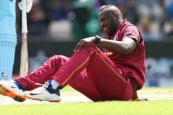 West Indies Vs India Russell Pulls Out Of Opening T20s With Injury