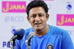 Anil Kumble Hits Out At Bcci S Conflict Of Interest Notices Calls It Unfortunate