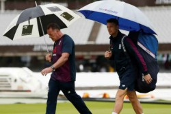 England Vs Australia Ashes 2019 Live Score 2nd Test Day 1 First Session At Lord Washed Out