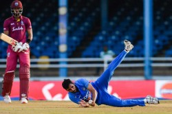 India Vs West Indies Bhuvneshwar Kumar Turns Match With Stunning Catch