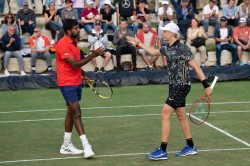 Rohan Bopanna And Denis Shapovalov Crash Out In Rogers Cup Semi Finals