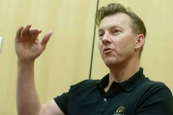 It Looks Ridiculous Brett Lee On Test Jersey Numbers
