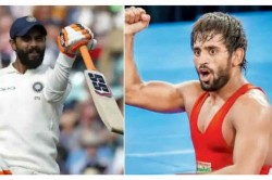 National Sports Awards Bajrang Punia Ravindra Jadeja To Miss Cermony