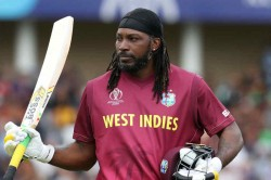 India Vs West Indies Chris Gayle Signs Off Not Gayle Walks Out Arena For One Last Time