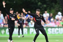 South African Spinner Colin Ackermann Records Best Bowling Figures In T20 Cricket
