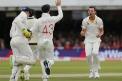 Ashes 2019 Hazlewood Leads The Charge As Aussies Tighten Grip At Lords