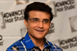 Definitely One Day I Want To Become India Coach Sourav Ganguly