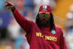 No Chris Gayle For West Indies In Test Series Vs India