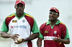 India Vs West Indies Chris Gayle On The Verge Of Breaking Brian Laras Two Massive Records In Guyana