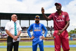 India Vs West Indies India Have Won The Toss And Have Opted To Bat