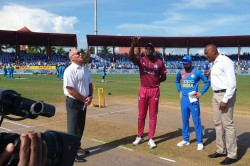 India Vs West Indies 1st T20i Live Streaming India Have Won The Toss And Have Opted To Field