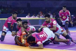 Pkl 2019 Jaipur Pink Panthers Top Of The Points Table