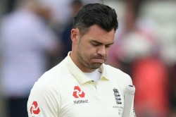 England Pacer James Anderson To Miss Rest Of Ashes Series