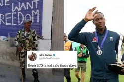 Move Over Prithvi Shaw Prediction Jofra Archer Had Spoken About 370 Five Years Ago