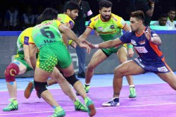 Pkl 2019 Maninder Singh Shines Again Bengal Warriors Thrash Patna Pirates 35