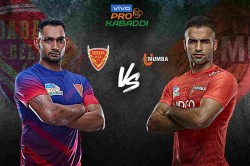 Dabang Delhi K C Host U Mumba Eyeing A Season High Third Home Win
