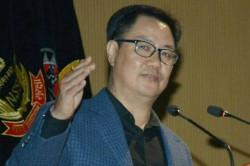 Kiren Rijiju Welcomes Bcci S Decision To Come Under Nada Ambit