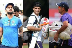 India Vs West Indies Captain Virat Kohli Overtakes Sourav Ganguly And Equals Ms Dhoni Captaincy Feat