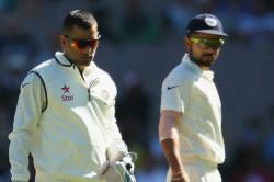 India Vs West Indies Virat Kohli Set To Surpass Ms Dhoni On Verge Of Breaking Indian Cricket