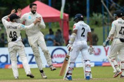 nd Test Tom Latham Bj Watling Lead New Zealand To Series Leaving Win Over Sri Lanka