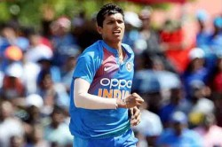 India Vs West Indies Navdeep Saini Can Be Really Quick On Good Bowling Wicket