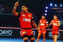 Pkl 2019 Pawan Kumar Sehrawat Top Raider Of This Season