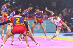 Pkl 2019 Pkl 2019 Haryana Steelers Clinch Third Win On The Trot