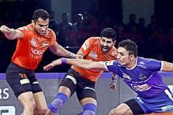 Pkl 2019 Haryana Steelers Pip U Mumba With 30