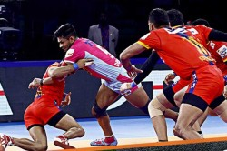 Pkl 2019 Up Yoddha Beat Table Toppers Jaipur Pink Panthers