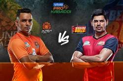 Pkl 2019 Match 51 Puneri Paltan Vs Bengaluru Bulls Predicting Each Teams Playing