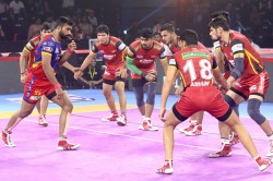 Pkl 2019 Bengal Warriors And Telugu Titans Tie Up Yoddha Overpower Bengaluru Bulls